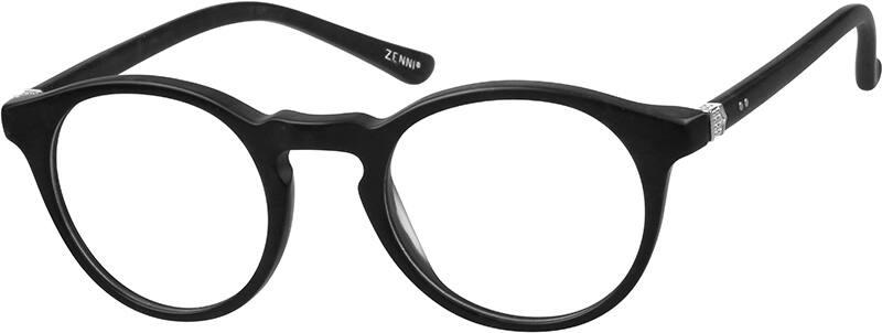 WomenFull RimAcetate/PlasticEyeglasses #4414721