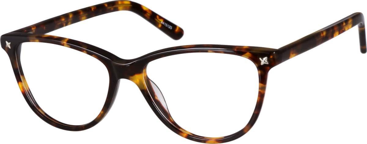 womens tortoiseshell cat eye eyeglasses