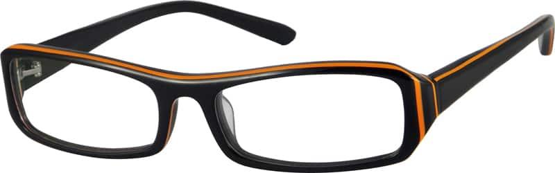 UnisexFull RimAcetate/PlasticEyeglasses #441516