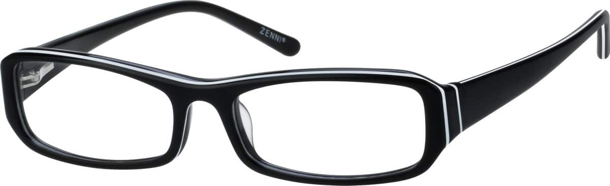 UnisexFull RimAcetate/PlasticEyeglasses #441530