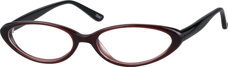 WomenFull RimAcetate/PlasticEyeglasses #441615
