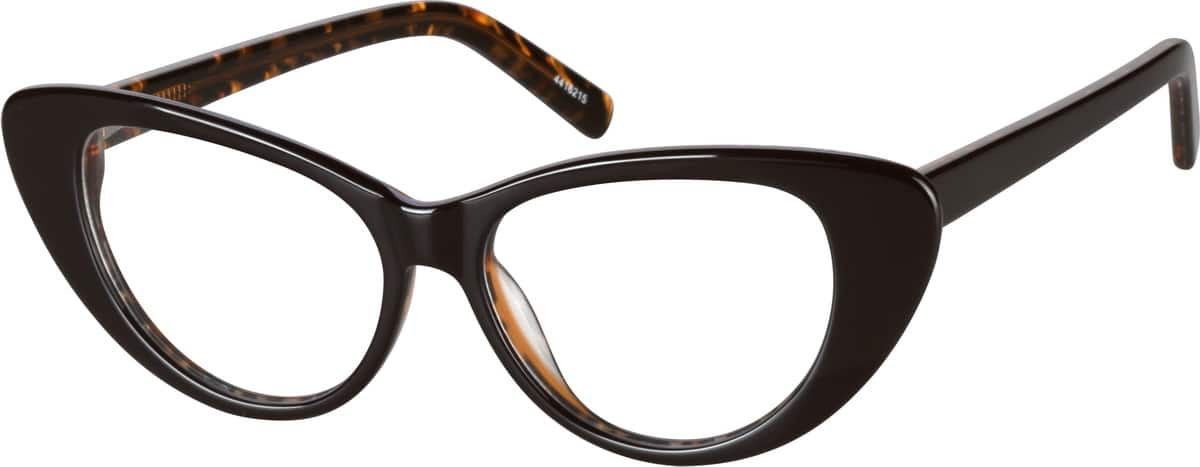 Women Full Rim Acetate/Plastic Eyeglasses #4416215
