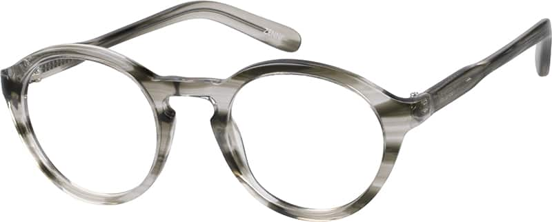Kids Full Rim Acetate/Plastic Eyeglasses #4416812
