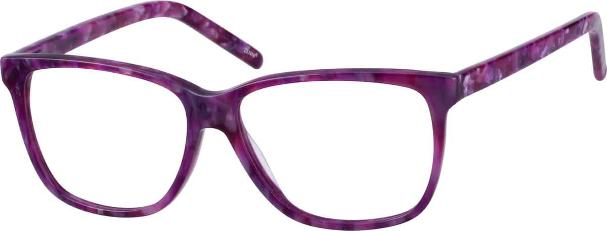 WomenFull RimAcetate/PlasticEyeglasses #4417017
