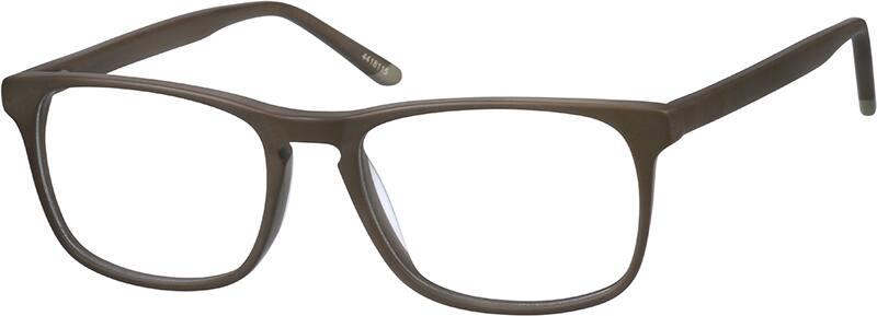 UnisexFull RimAcetate/PlasticEyeglasses #4418115