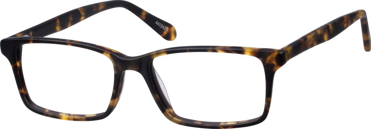 UnisexFull RimAcetate/PlasticEyeglasses #4418425