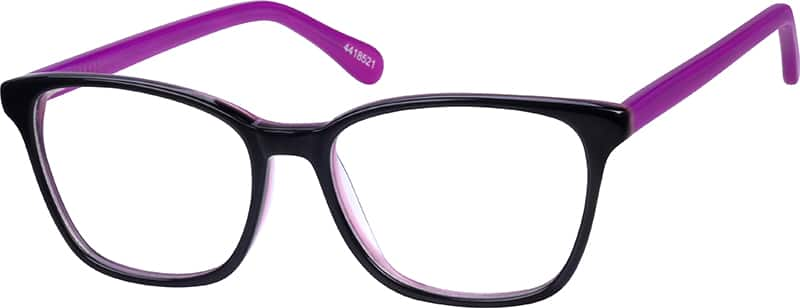Thin Acetate Eyeglasses