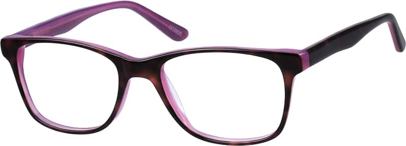 WomenFull RimAcetate/PlasticEyeglasses #4418825