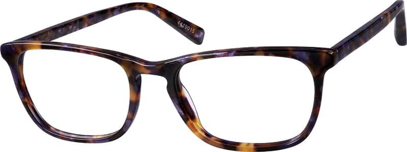 UnisexFull RimAcetate/PlasticEyeglasses #4419015