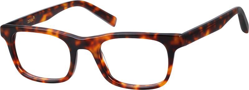 UnisexFull RimAcetate/PlasticEyeglasses #4419321