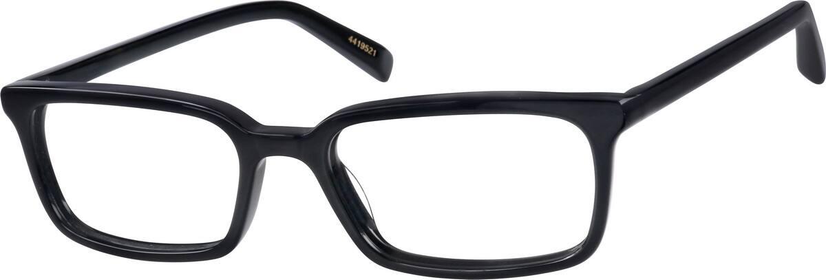 UnisexFull RimAcetate/PlasticEyeglasses #4419526