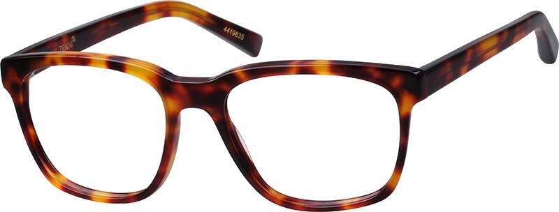 Fuller Square Eyeglasses