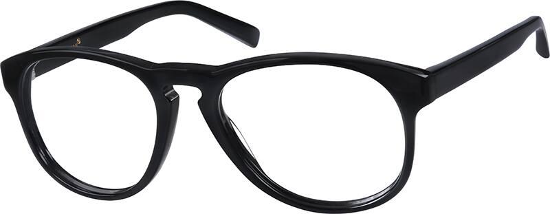 UnisexFull RimAcetate/PlasticEyeglasses #4419921