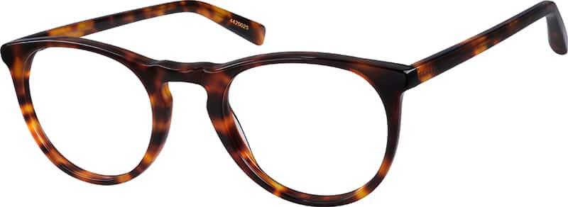 UnisexFull RimAcetate/PlasticEyeglasses #4420021