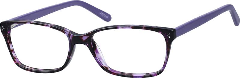 WomenFull RimAcetate/PlasticEyeglasses #4420317
