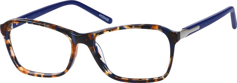WomenFull RimAcetate/PlasticEyeglasses #4420421