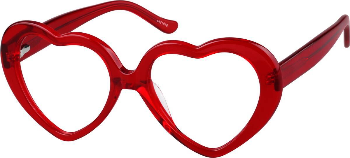 WomenFull RimAcetate/PlasticEyeglasses #4421018