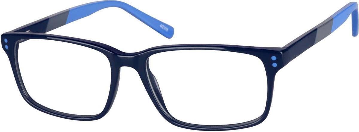 UnisexFull RimAcetate/PlasticEyeglasses #4421421
