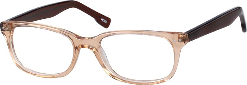 WomenFull RimAcetate/PlasticEyeglasses #4421617
