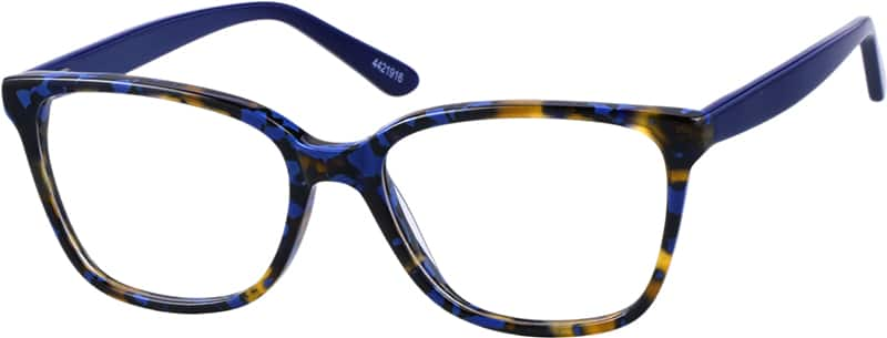 Women Full Rim Acetate/Plastic Eyeglasses #4421917