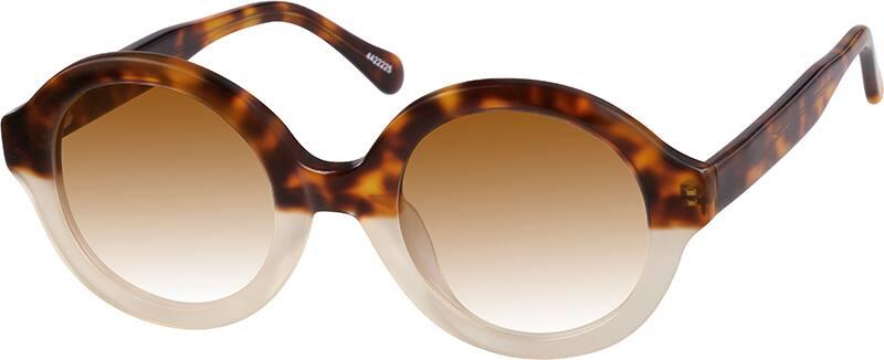 UnisexFull RimAcetate/PlasticEyeglasses #4422225