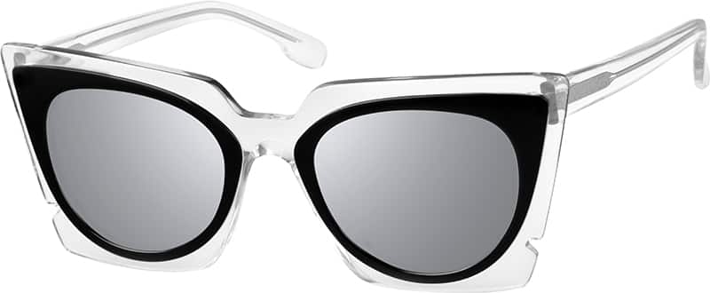 WomenFull RimAcetate/PlasticEyeglasses #4422323