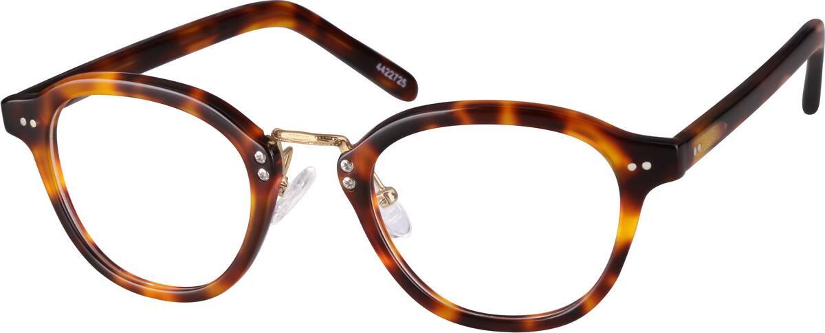 tortoiseshell glasses 44227 zenni optical eyeglasses