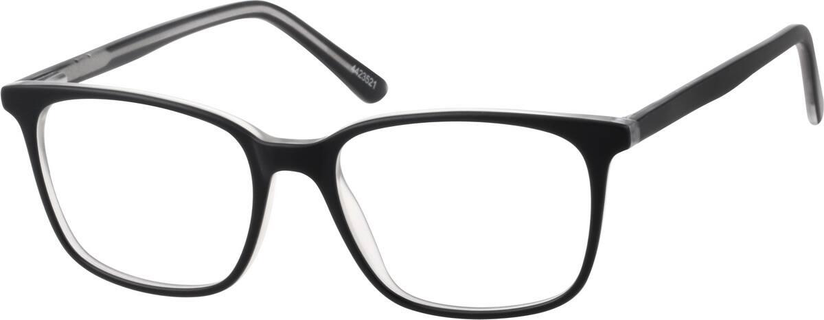 UnisexFull RimAcetate/PlasticEyeglasses #4423512