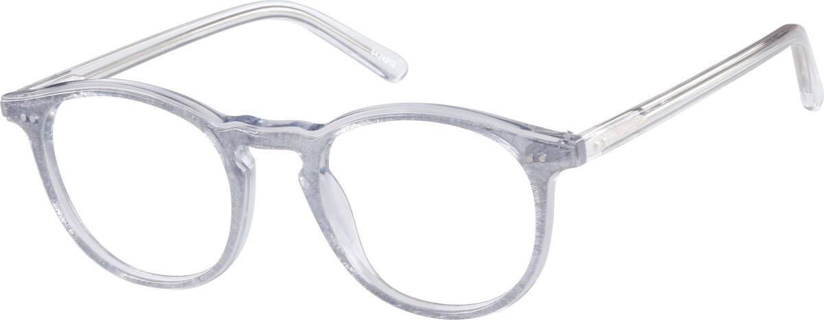 UnisexFull RimAcetate/PlasticEyeglasses #4424216