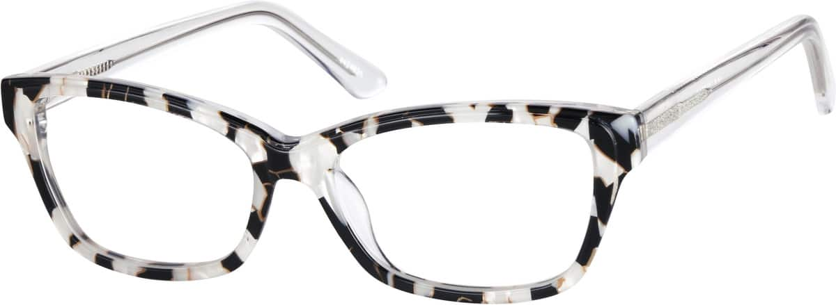 Women Full Rim Acetate/Plastic Eyeglasses #4424831