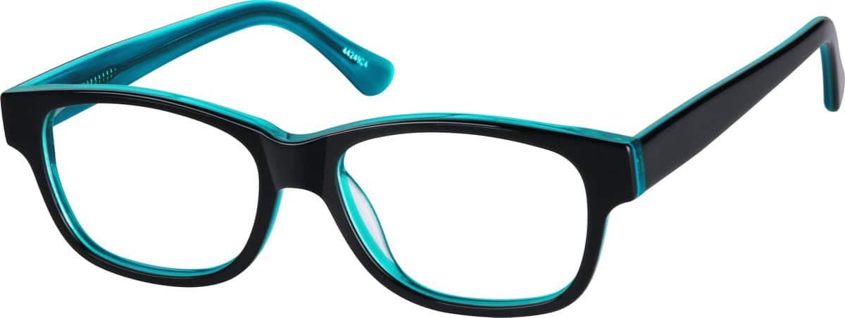 BoyFull RimAcetate/PlasticEyeglasses #4424924