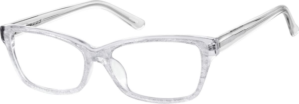 Women Full Rim Acetate/Plastic Eyeglasses #4425019