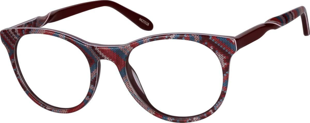 acetate-plastic-round-eyeglass-frames-4425518
