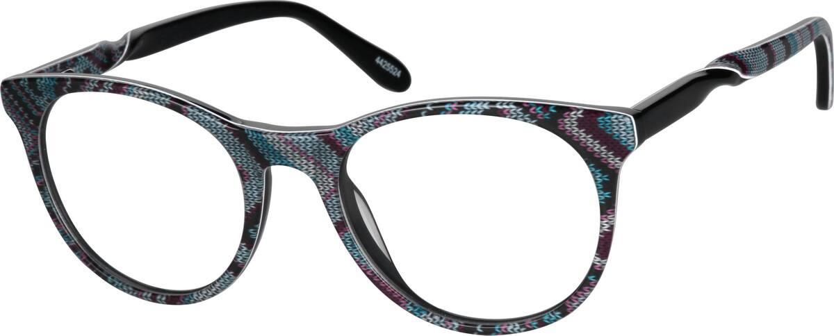 acetate-plastic-round-eyeglass-frames-4425524