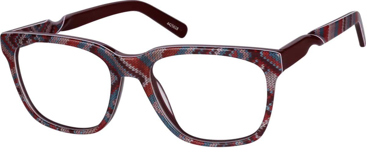 acetate-plastic-square-eyeglass-frames-4425618