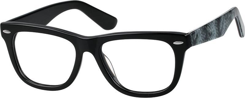 unisex-fullrim-acetate-plastic-square-eyeglass-frames-445421