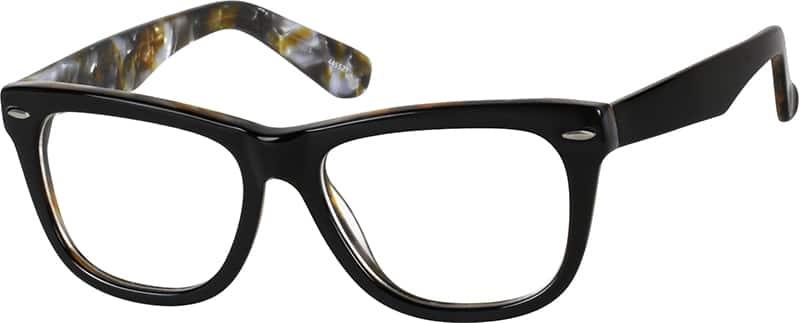UnisexFull RimAcetate/PlasticEyeglasses #445515