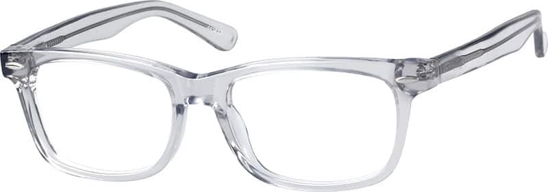 UnisexFull RimAcetate/PlasticEyeglasses #445923