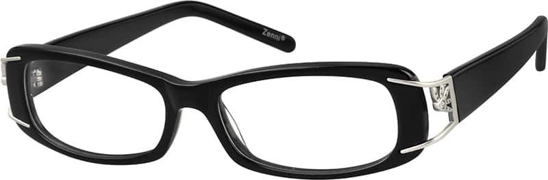 WomenFull RimAcetate/PlasticEyeglasses #449021