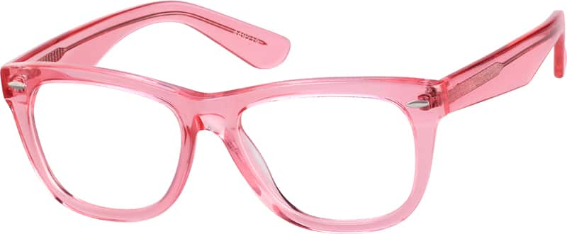 Women Full Rim Acetate/Plastic Eyeglasses #449224