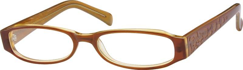KidsFull RimAcetate/PlasticEyeglasses #449721