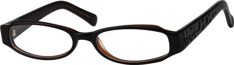 KidsFull RimAcetate/PlasticEyeglasses #449715