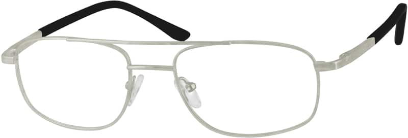 Men Full Rim Metal Eyeglasses #451321