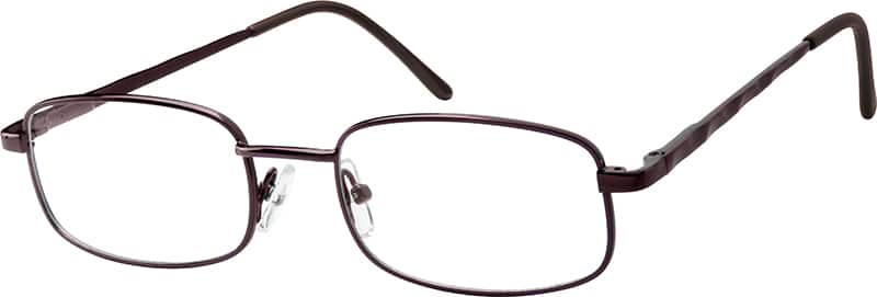 Men Full Rim Metal Eyeglasses #455715
