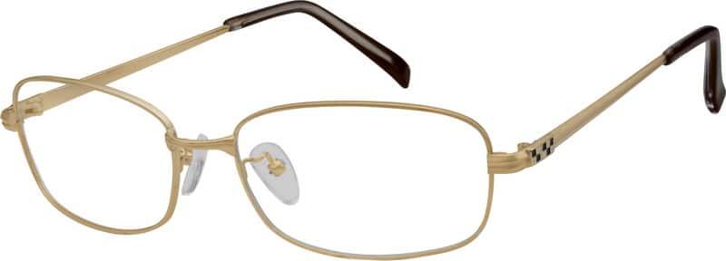MenFull RimStainless SteelEyeglasses #473014