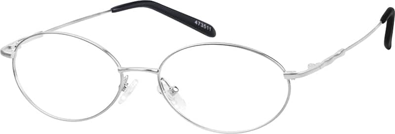 Metal Alloy / Stainless Steel Full-Rim Frame