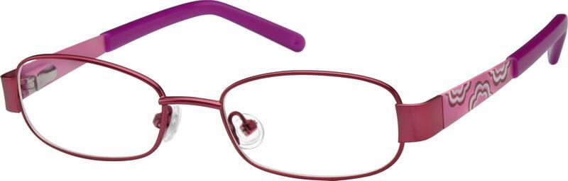 GirlFull RimMetalEyeglasses #479518