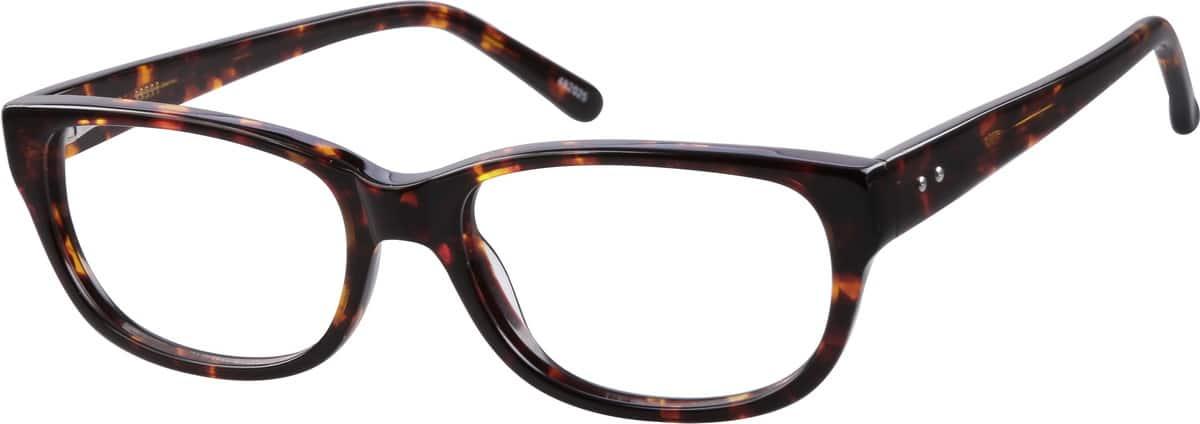 UnisexFull RimAcetate/PlasticEyeglasses #482025