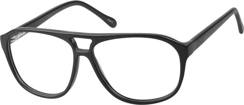 UnisexFull RimAcetate/PlasticEyeglasses #484512