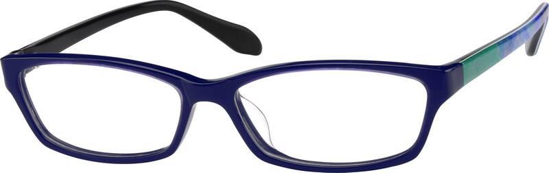 WomenFull RimAcetate/PlasticEyeglasses #486416